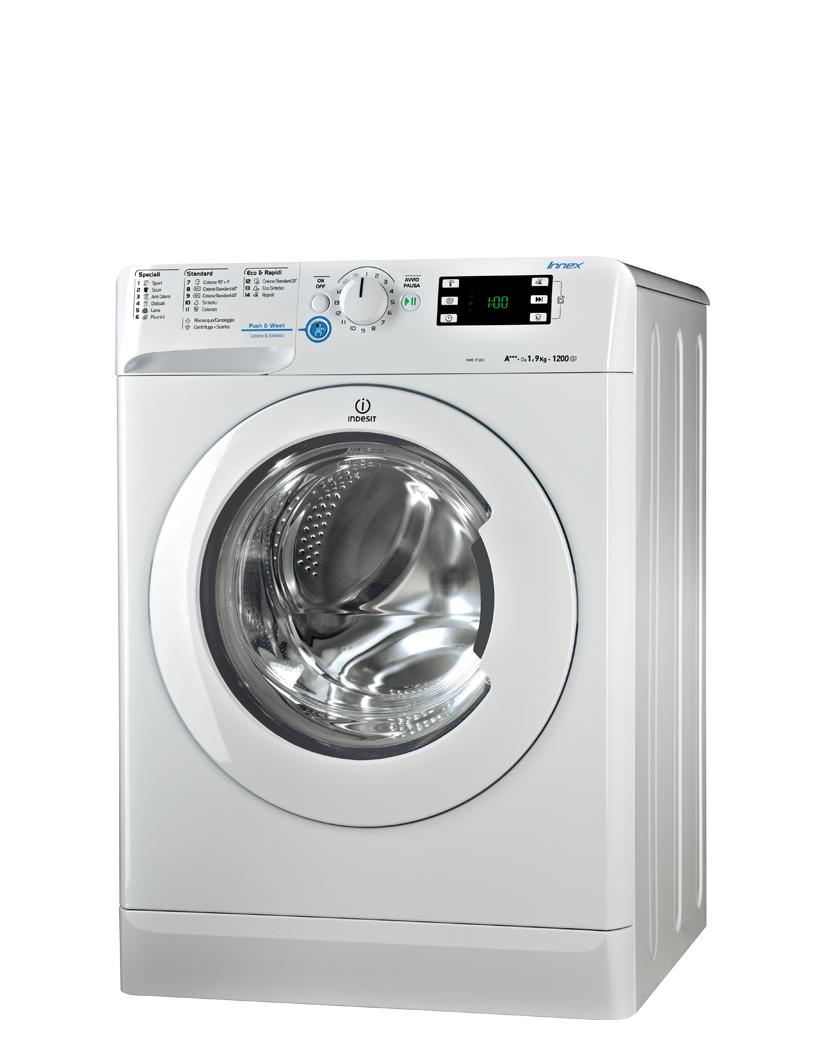 Indesit xwe91283 indesit offerte e promozioni for Quale lavatrice comprare