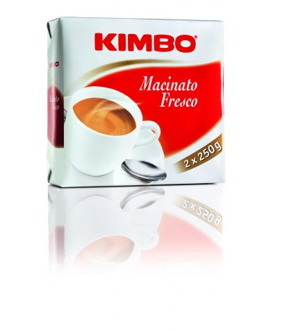 Caffè macinato fresco Kimbo