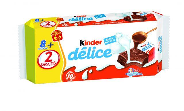 Kinder delice Ferrero