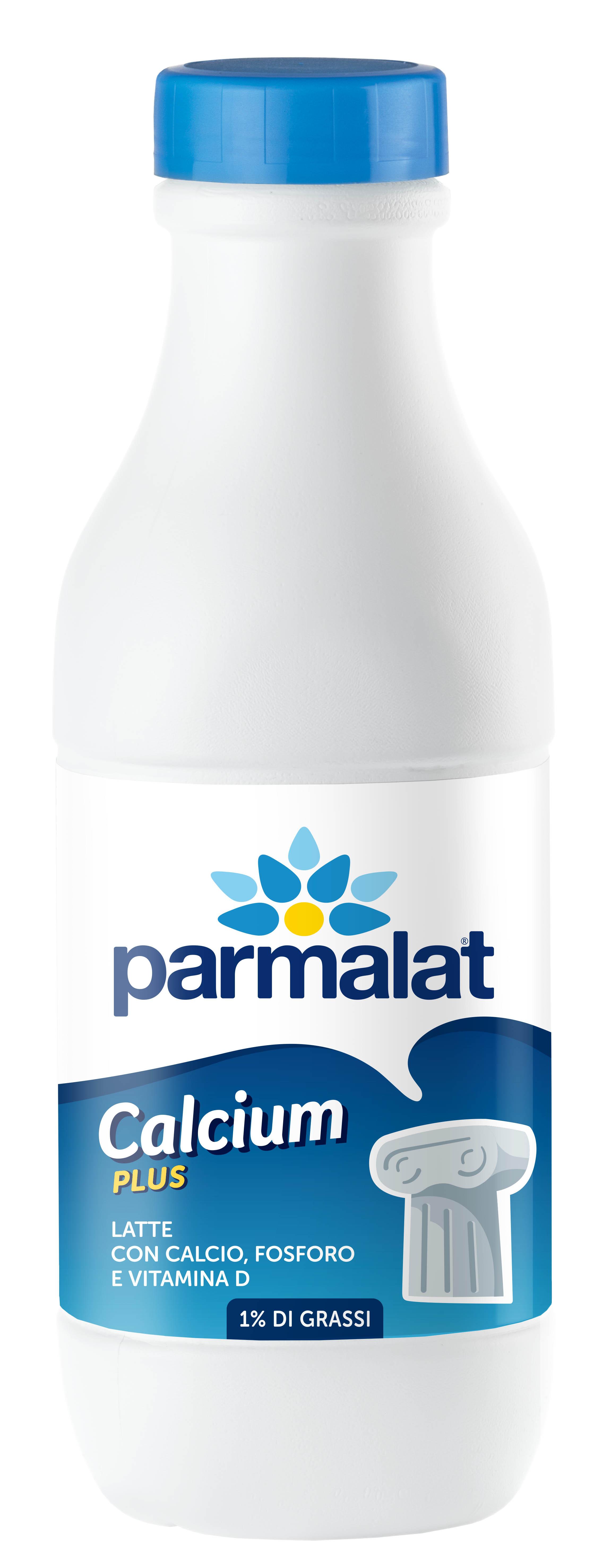Latte Calcium plus Parmalat