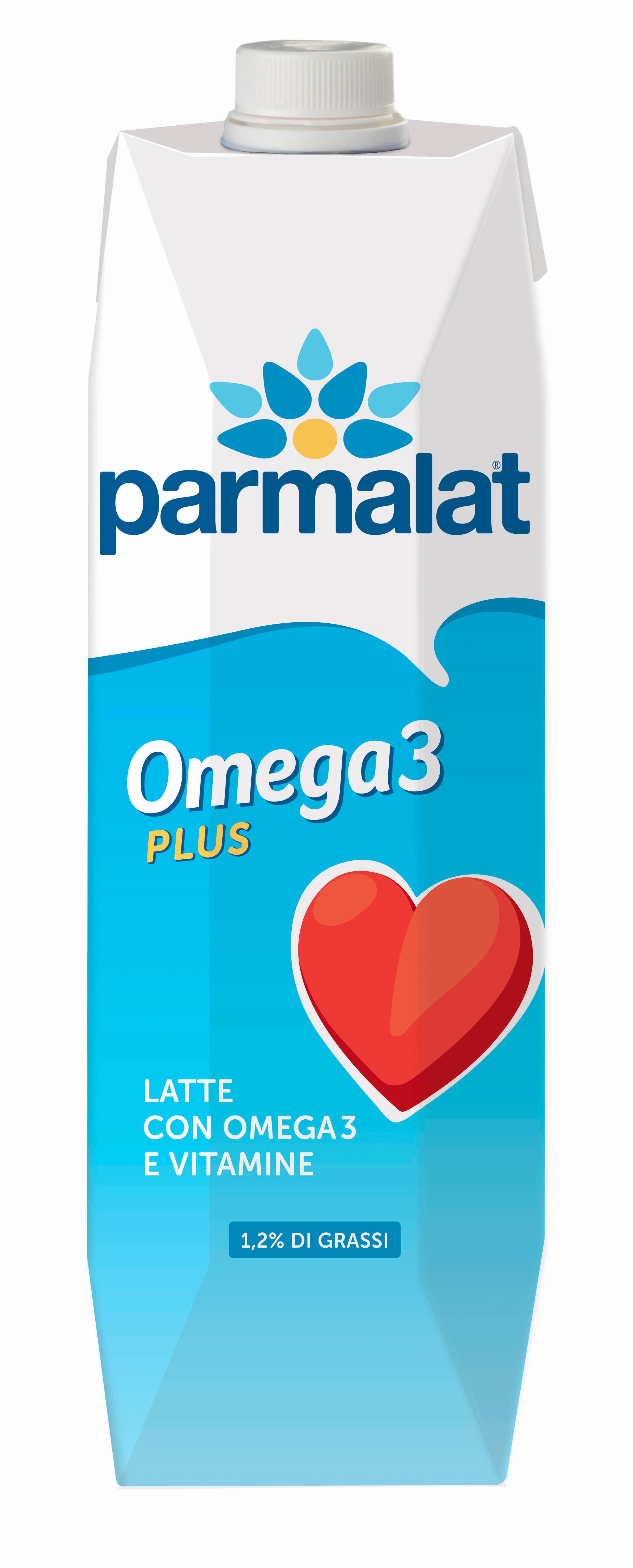 Latte Parmalat Omega 3 Plus
