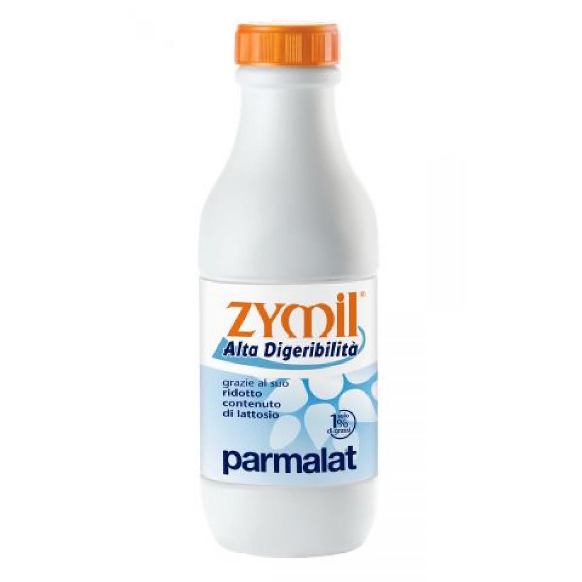 Latte Parzialmente Scremato UHT Zymil Parmalat