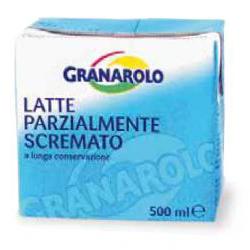Latte UHT Parzialmente Scremato Granarolo