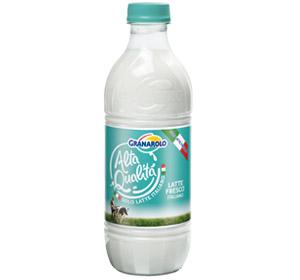 Latte fresco alta qualità intero Granarolo