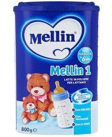 Latte in polvere 1 Mellin
