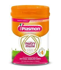 Latte in polvere Nutrimune 4 Plasmon
