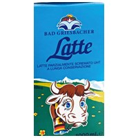 Latte intero UHT Bad Griesbacher