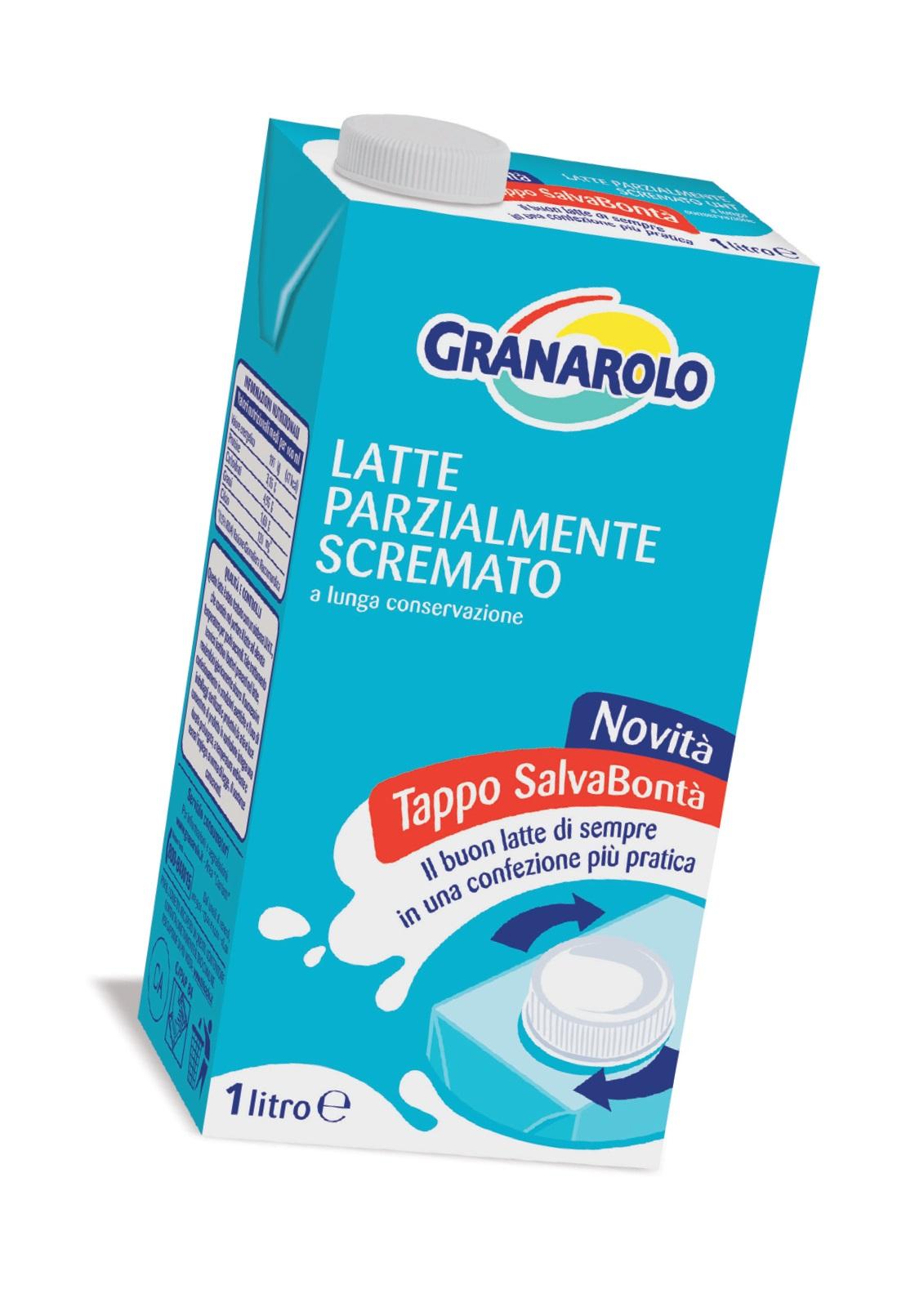 Latte parzialmente scremato Granarolo