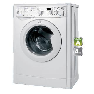 Lavatrice slim indesit 4kg iwud4105eu indesit for Quale lavatrice comprare