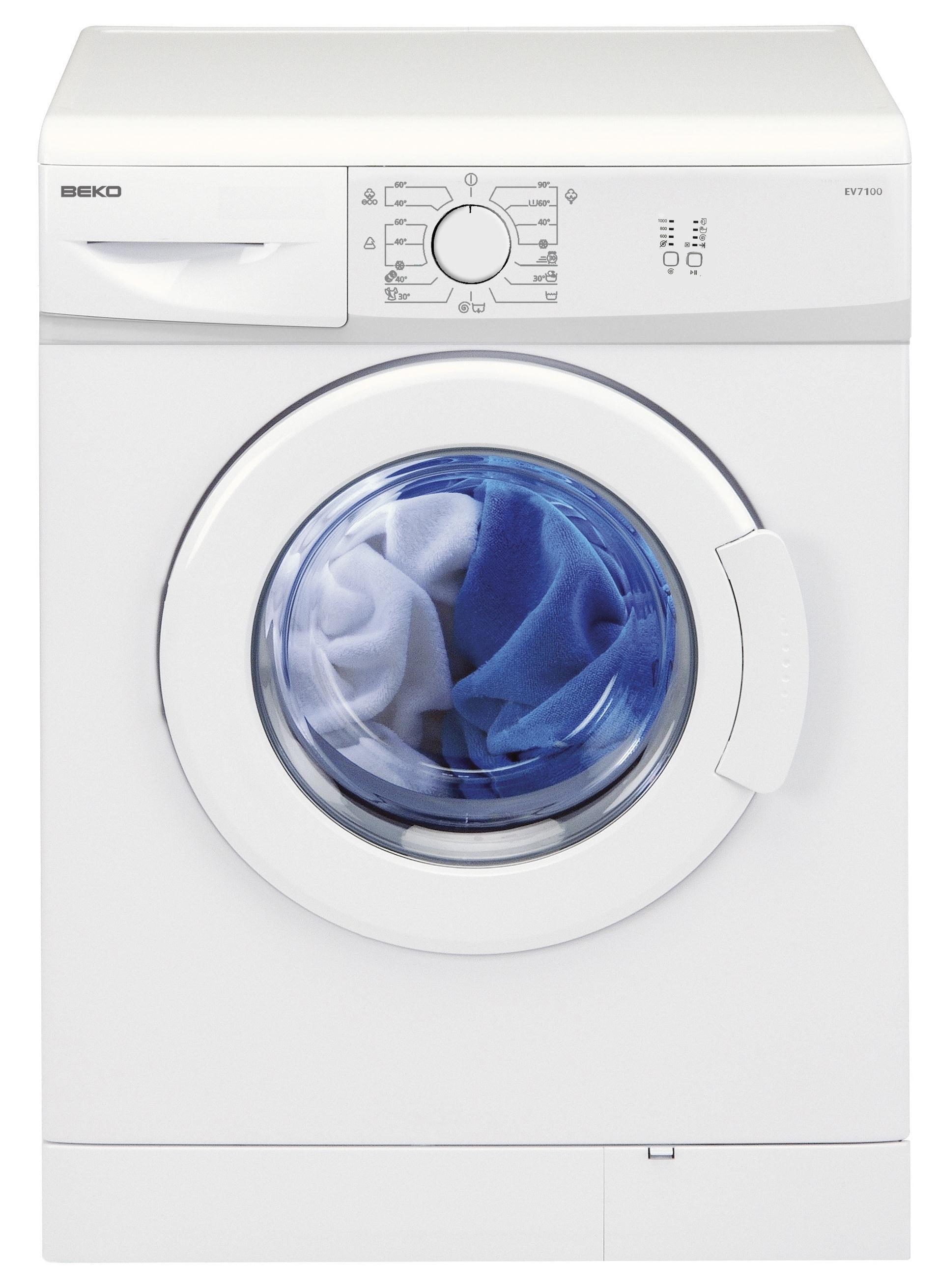 Lavatrice 7kg ev7100 beko beko offerte e promozioni for Quale lavatrice comprare