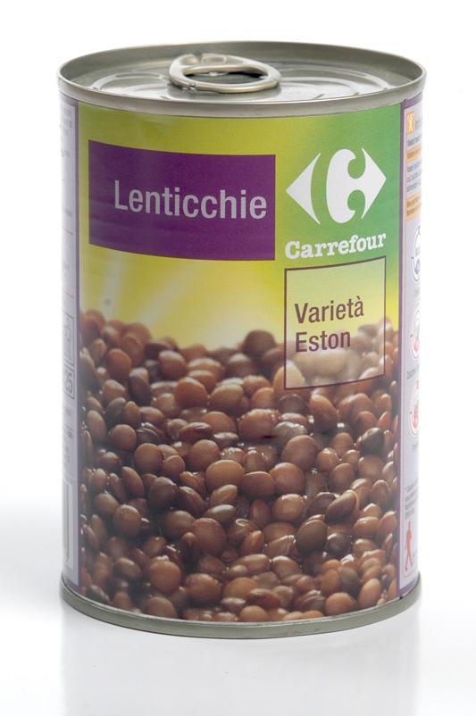Lenticchie Eston Carrefour