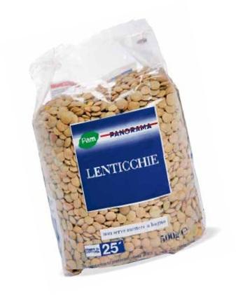 Lenticchie Pam