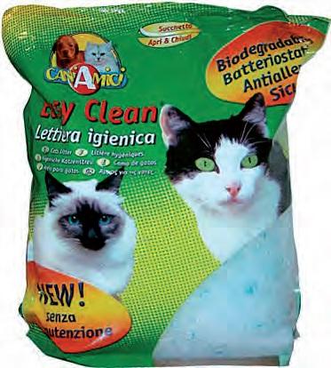 Lettiera per gatti easy clean easy clean offerte e for Migliore lettiera per gatti