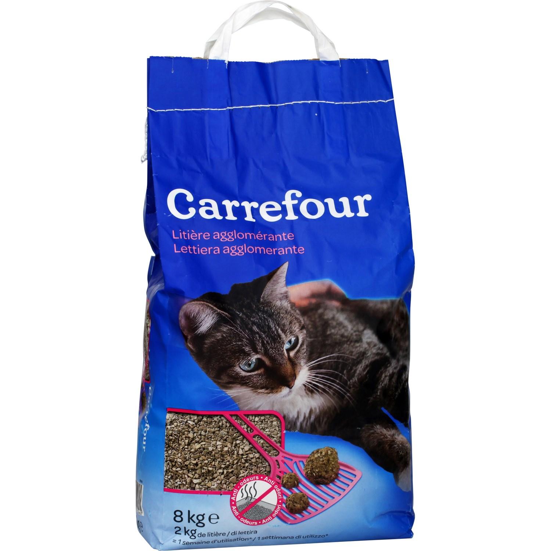 Lettiera Agglomerante Per Gatti Carrefour Carrefour Offerte E
