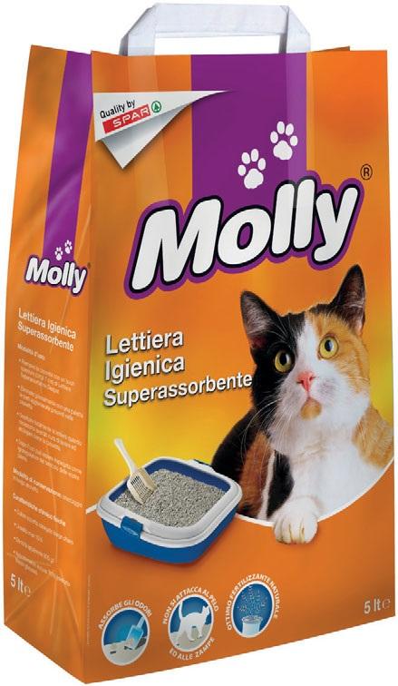 Lettiera per gatti despar despar offerte e promozioni for Migliore lettiera per gatti