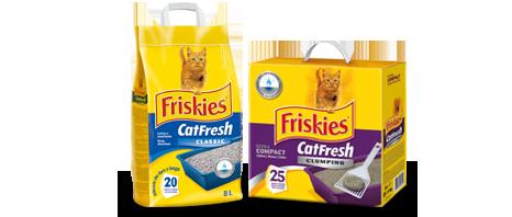 Lettiera per gatti friskies friskies offerte e for Migliore lettiera per gatti