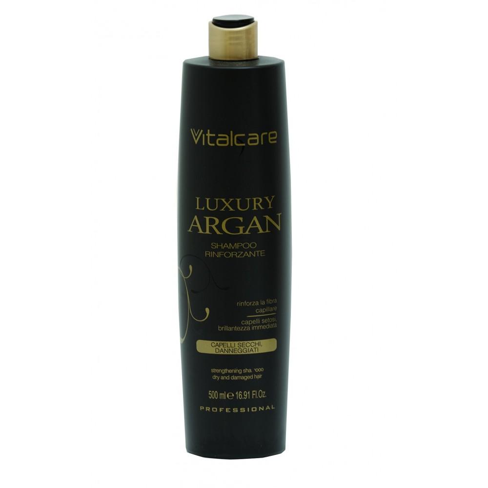 Luxury Argan Shampoo Vitalcare   Vitalcare   Offerte e ...