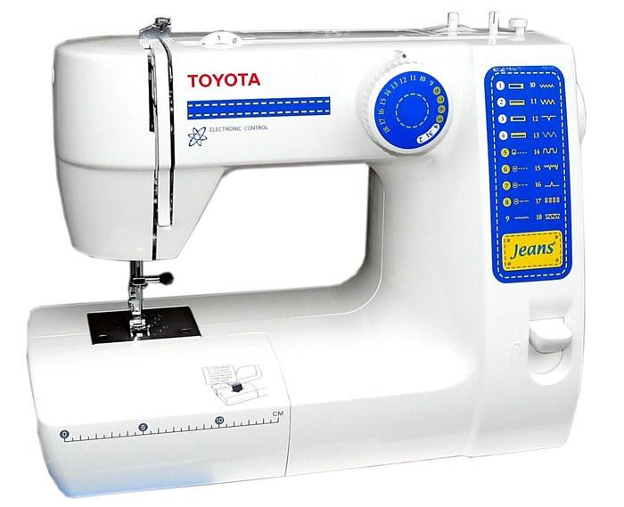 Macchina da cucire jsf18 toyota necchi toyota offerte for Macchine per cucire necchi prezzi