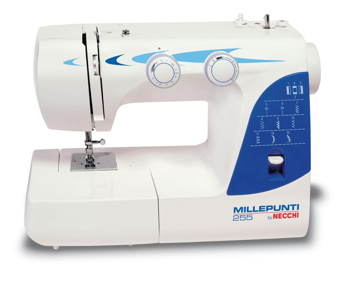 Macchina da cucire necchi 255m necchi offerte e for Macchine per cucire necchi prezzi