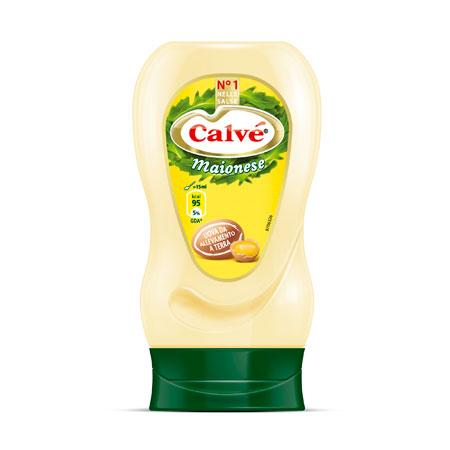 Maionese raffinata top Down Calvè