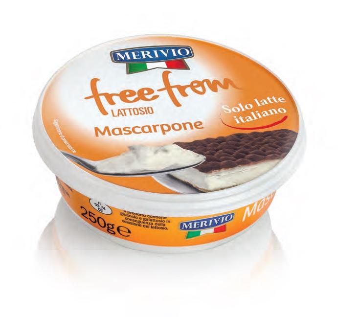 Mascarpone senza lattosio merivio merivio offerte e for What to do with mascarpone