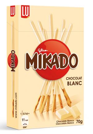 Mikado bianco Saiwa