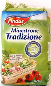 Minestrone tradizione Findus