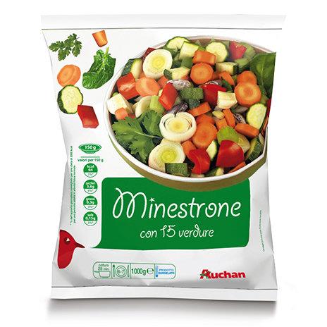 Minestrone Auchan