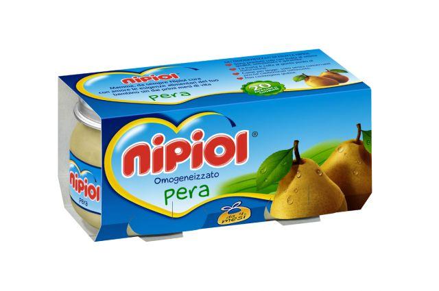 Omogeneizzati alla frutta Nipiol
