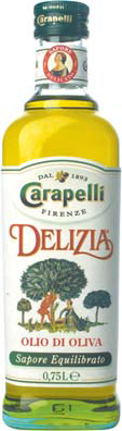 Olio d'oliva Delizia Carapelli