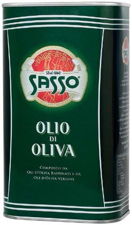 Olio d'oliva Sasso