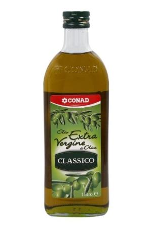 Olio extra vergine di oliva classico Conad