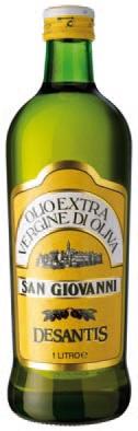 Olio extra vergine d'oliva Desantis