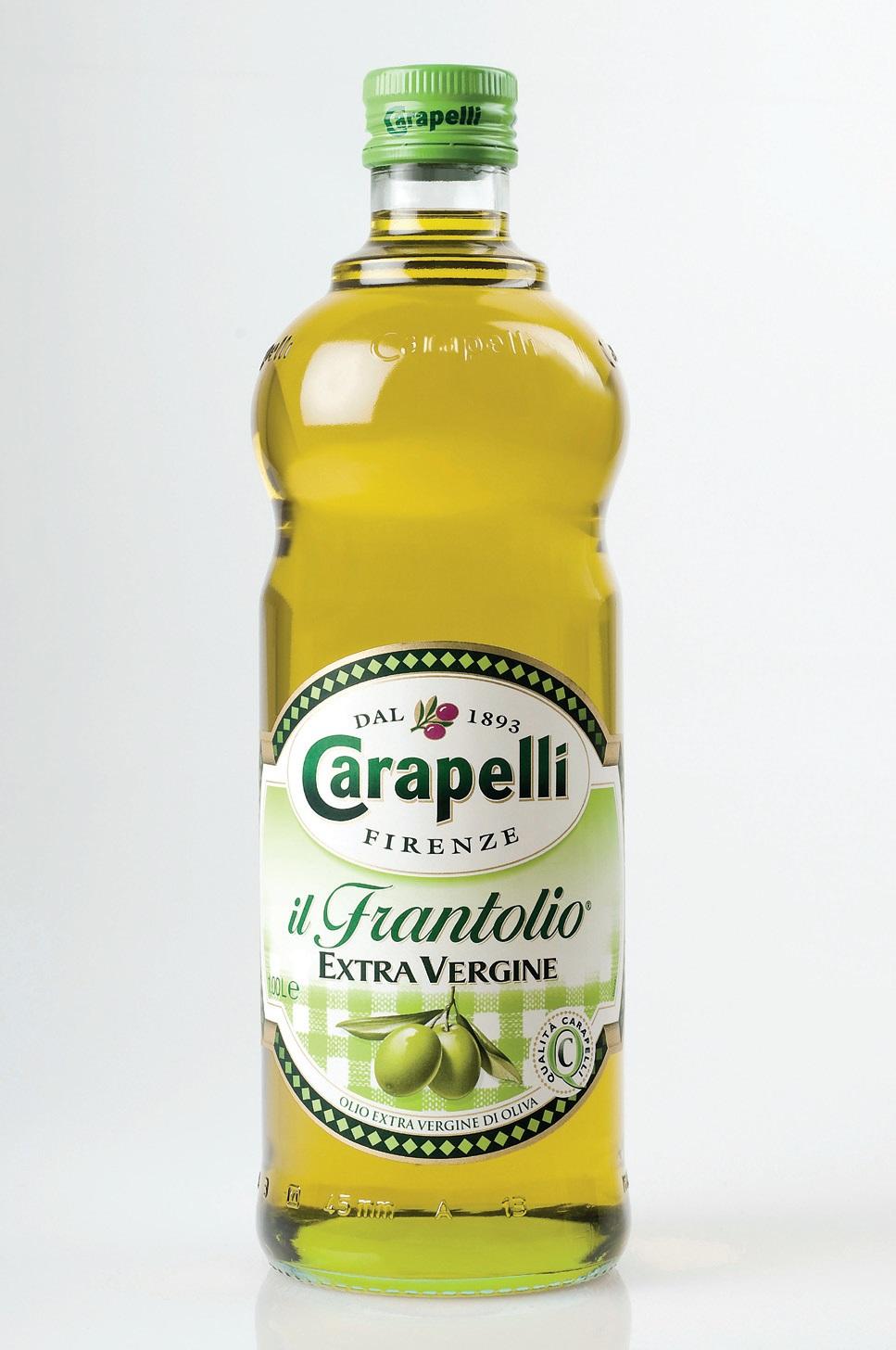 Olio extravergine di oliva Il Frantolio Carapelli