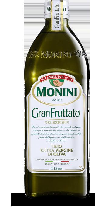 Olio extravergine d'oliva Gran Fruttato Monini