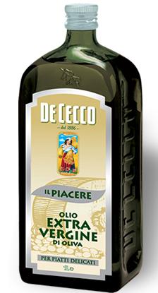 Olio extravergine d'oliva Il piacere De Cecco