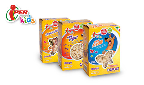 Orsetti tricolore scooby doo iper kids iper kids for Iper super conveniente catania