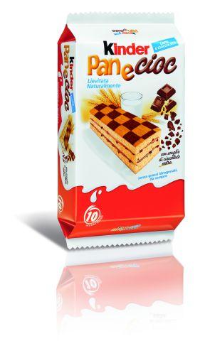 Panecioc Kinder Ferrero