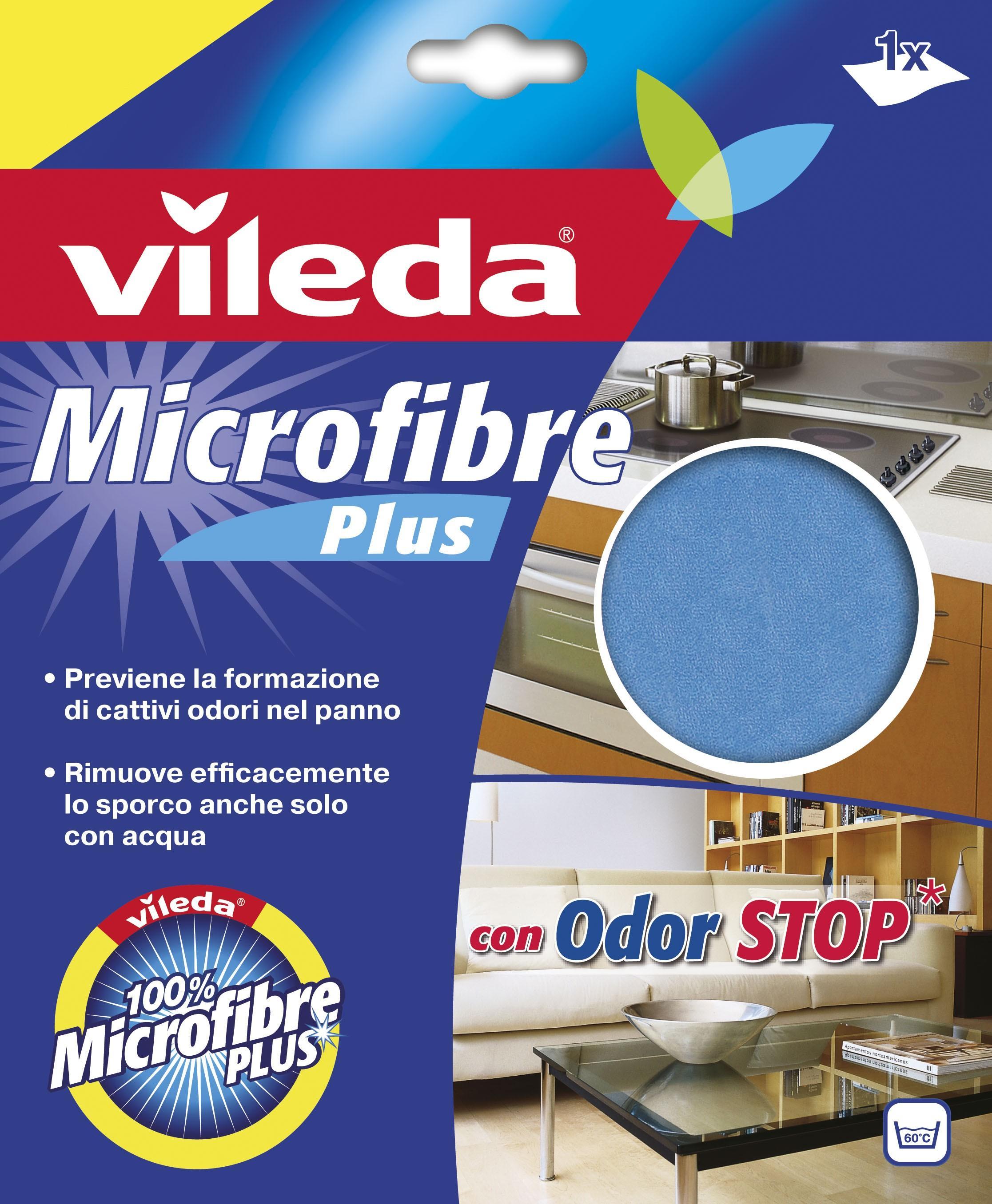 Panno in microfibra Vileda