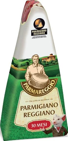 Parmigiano reggiano 30 mesi Parmareggio