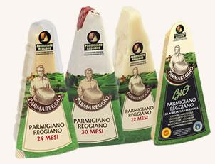 Parmigiano Reggiano DOP Parmareggio