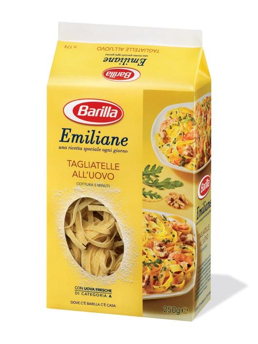 Pasta all'uovo Le Emiliane Barilla