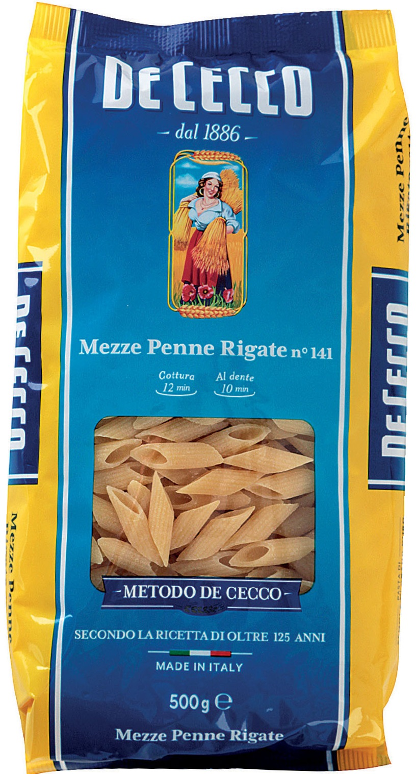 Pasta di semola De Cecco