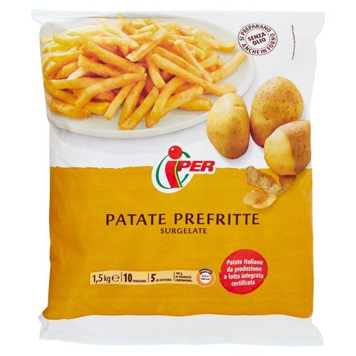 Patate fritte surgelate iper iper offerte e promozioni for Iper super conveniente catania
