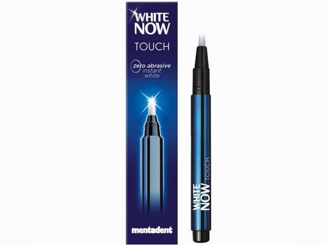 Penna Sbiancante Denti White Now Touch Mentadent