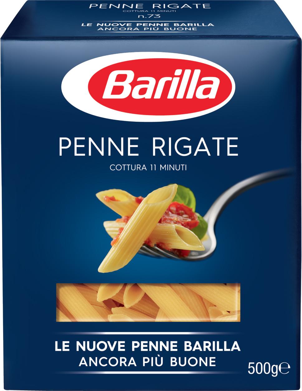 Penne rigate N°73 Barilla