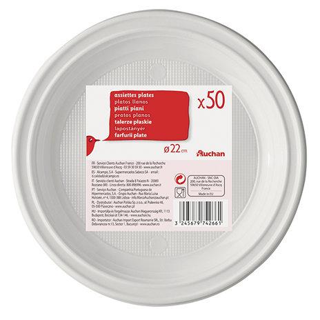 Piatti piani fondi auchan auchan offerte e promozioni - Auchan porta di roma offerte ...