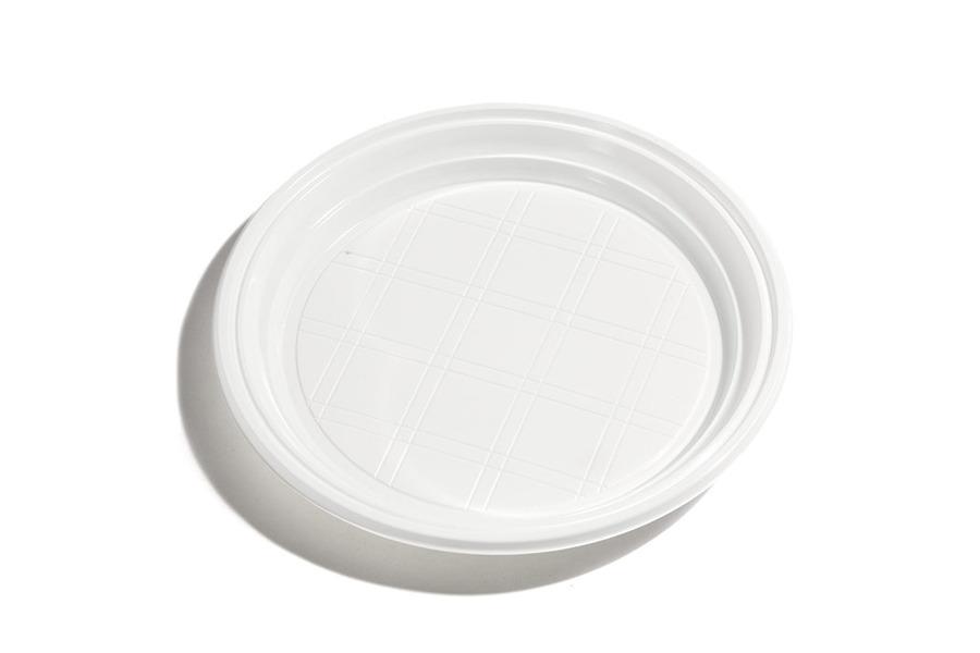 Piatti di plastica Più e Più