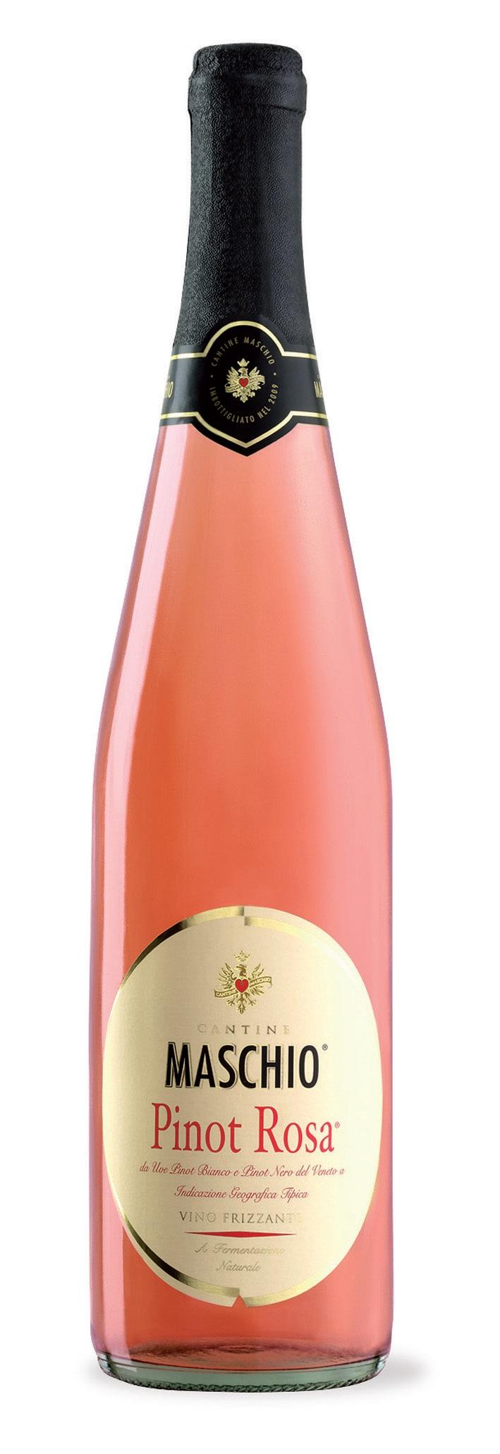 Pinot rosa cantine Maschio