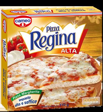 Pizza Margherita Regina Alta Cameo